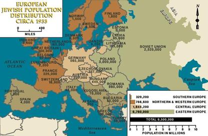Pre war jewish life holocaust and genocide studies about 9 million jewish people occupied the areas that would be taken over by the germans in world war ii jews had previously settled in both eastern europe gumiabroncs Images